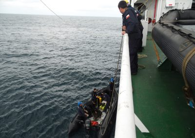 Mapeo submarino 16