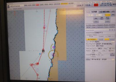 Mapeo submarino 17