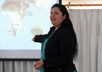Charla Millarca Valenzuela - Día de Geólogos