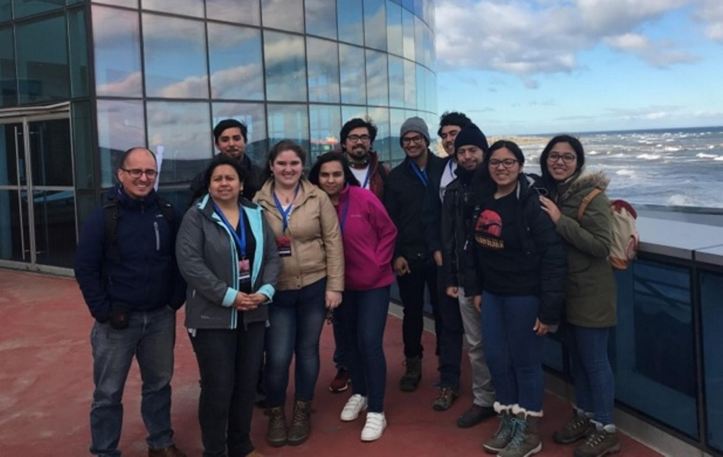 Académicos y Alumnos de la UDA presentaron sus investigaciones en el Primer Congreso Chileno de Paleontología