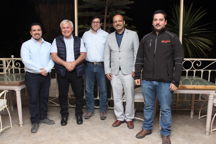 ENAMI busca generar vínculo con UDA en relación a prácticas profesionales e investigación