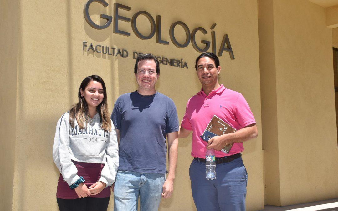 Estudiantes de Geología asistieron a charla magistral sobre ética realizada por académico de la UNAM