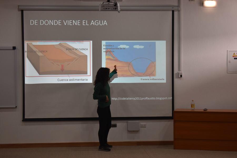 """Departamento de Geología realizó Conversatorio Abierto """"Somos el Futuro del Agua en la Región de Atacama"""""""