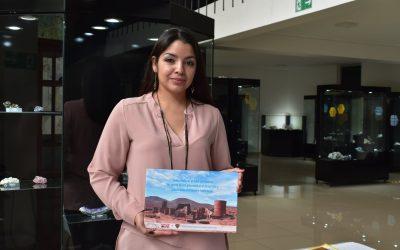 Entrevista de la Directora del Proyecto FIC Geoturismo del Valle del Huasco, académica Nicoll Castillo del departamento, al cierre del proyecto